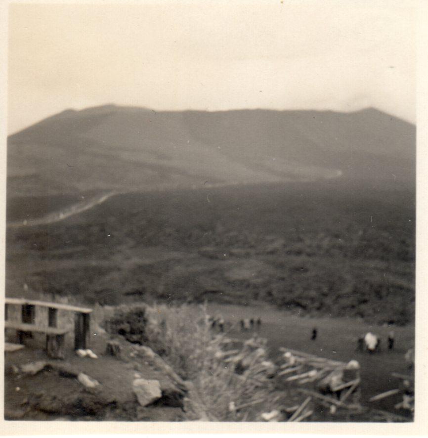 伊豆大島・三原山・1961年306