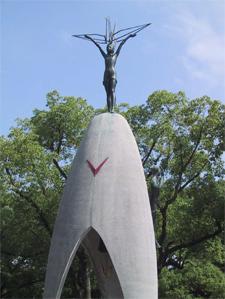 広島・原爆の子の像