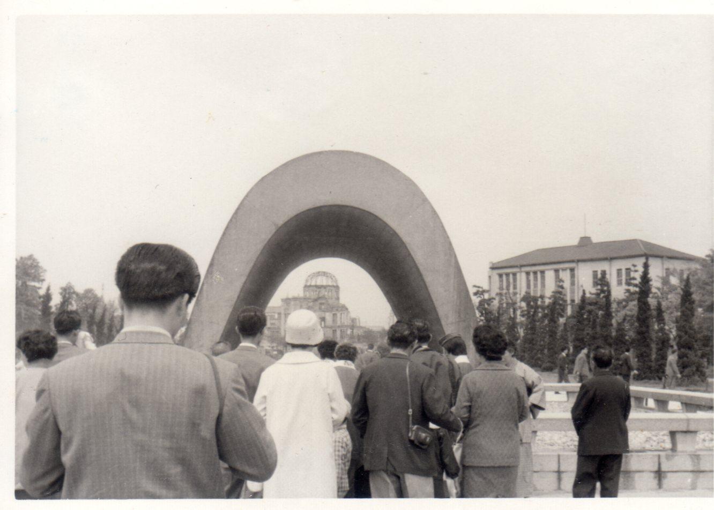 廣島原爆記念ドーム・1962年(昭和37年4月)319
