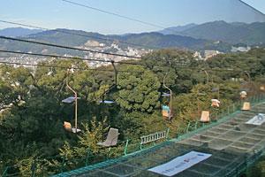 松山城リフト (3)