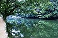 栗林公園・西湖