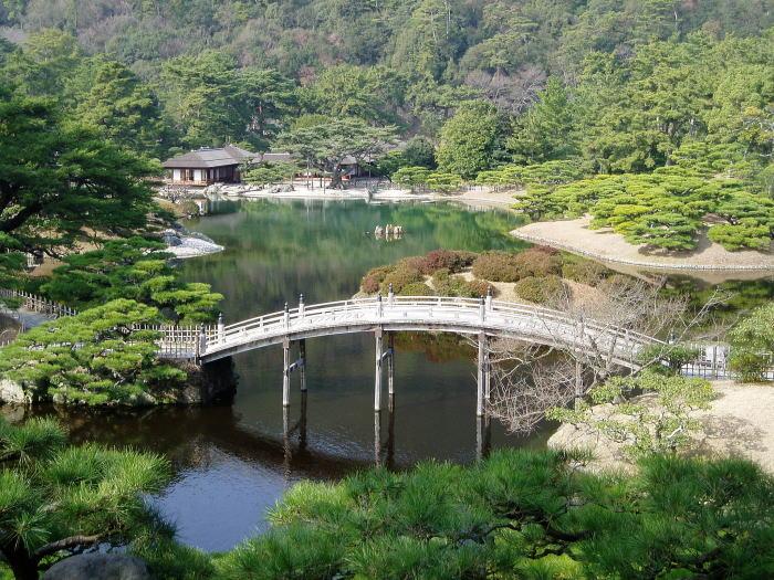 高松・栗林公園