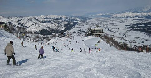 石内丸山スキー場