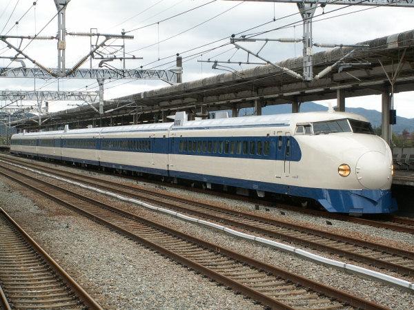 東海道新幹線0系③