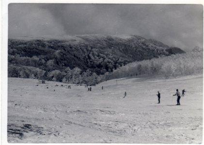 美ヶ原スキー場③・1963年(昭和38年年末・年始) 341