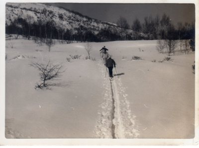 旧鹿沢スキー場④1964年(昭和38年2月)345