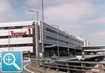 現在の第1旅客ターミナル