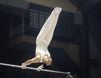 東京オリンピック・体操小野喬選手