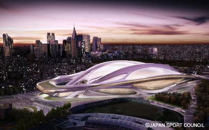 オリンピックスタジアム(2020年予定)