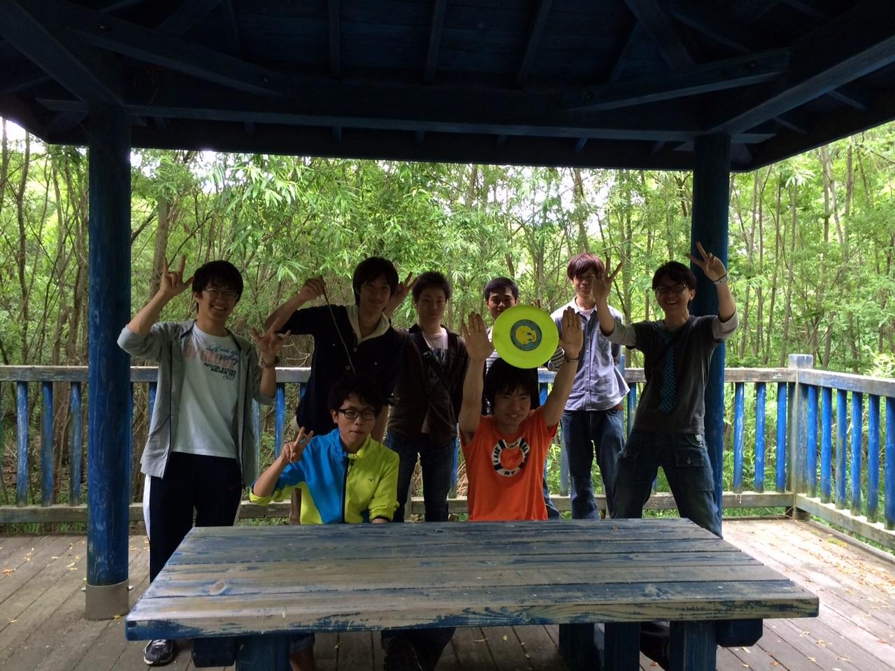 古山キャンプ