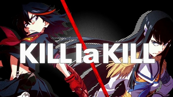 sm23159635 - 【MAD】 Light My KILL la KILL.mp4_000009409