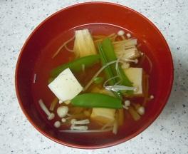 えんどう豆汁