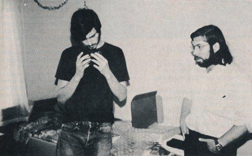 JobsとWoz1976