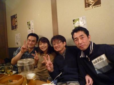 石垣さん、北田君、麻衣ちゃん