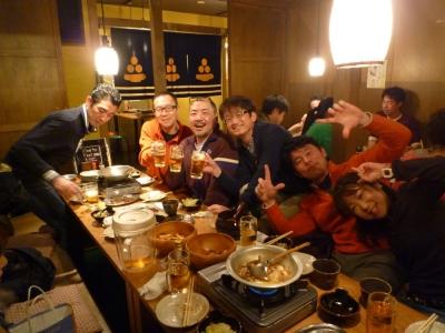 大森先生、青野さん、森さん、ゆきちゃん、石垣さん