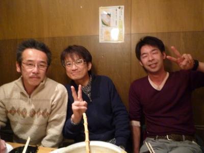 大橋さん、北上さん