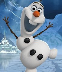 Frozen-オラフ1
