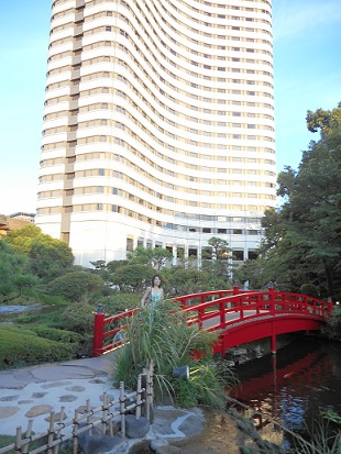 日本庭園タワー