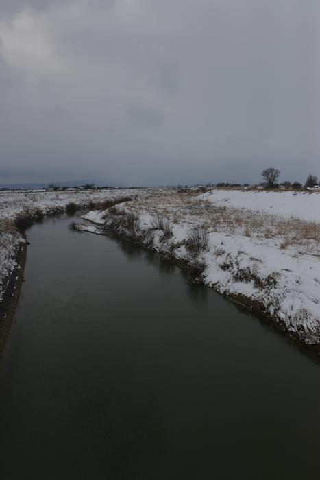 冬の河 Ⅱ-2