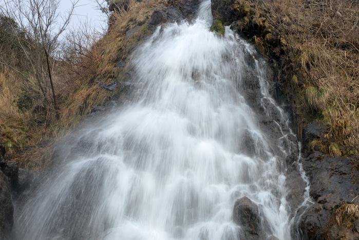 冬の滝 Ⅲ-2