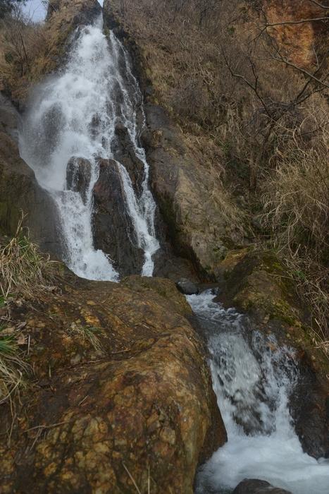 冬の滝 Ⅲ-1