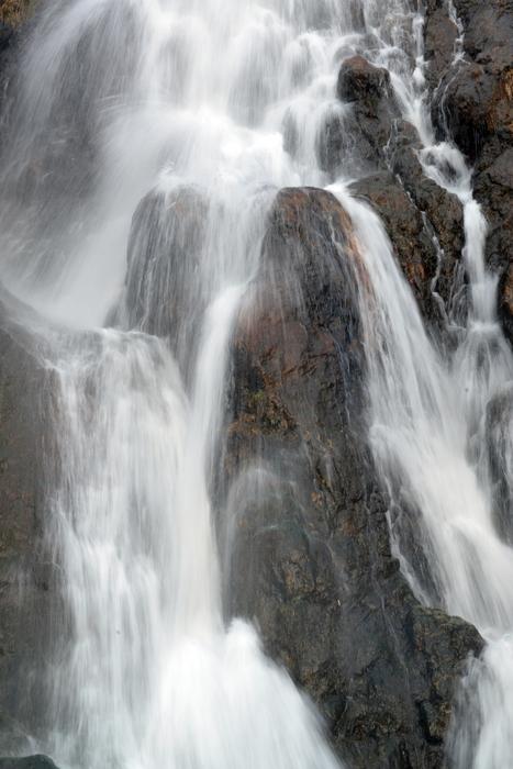 冬の滝 Ⅲ-3