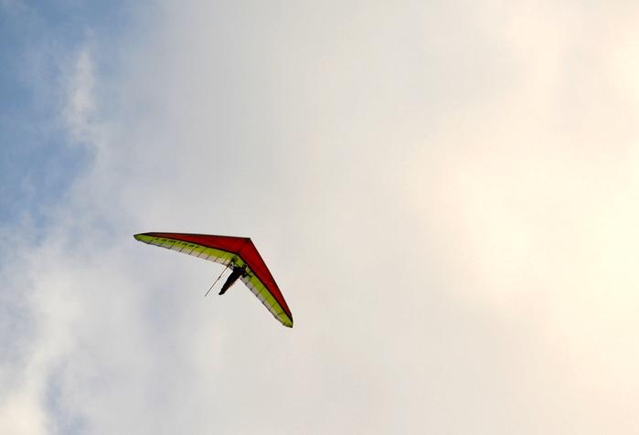 ハングライダー-1