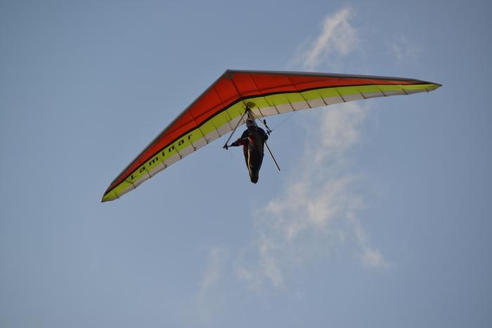 ハングライダー-2
