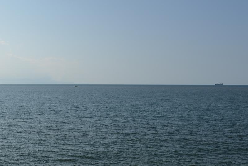 穏やかな夏の海-3
