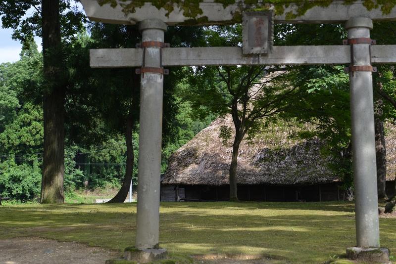 かやぶきの里 荻ノ島-3
