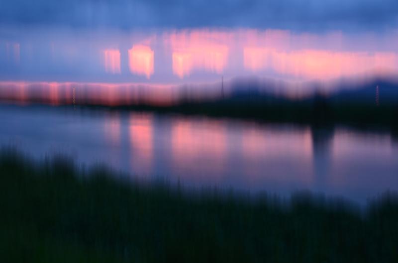 今日の夕陽-3