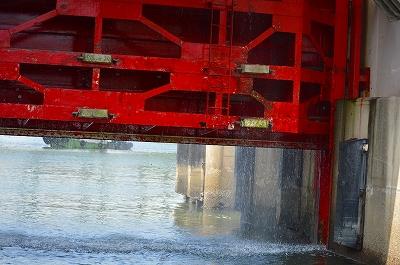 扇橋閘門 105