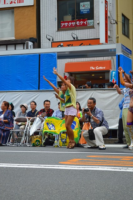 浅草サンバカーニバル 040