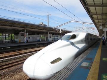 広島市内へ戻ります