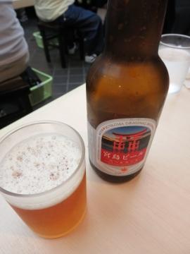 宮島ビール(ペールエール) 680円