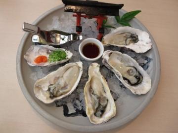 生がき(4ケ)無菌牡蠣 1400円