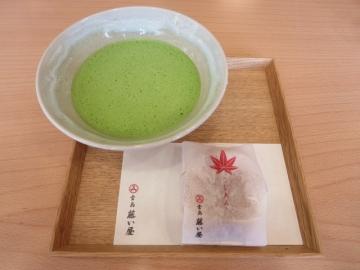 抹茶セット 600円