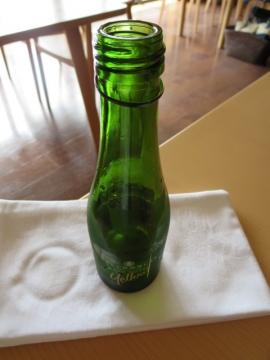 イエローグレン ボトル