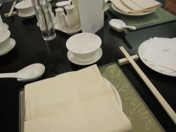 ・テーブルセッティング