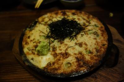 海鮮トロロ焼