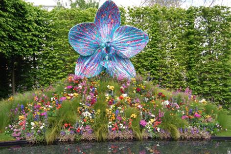 472 Chelsea Show Garden