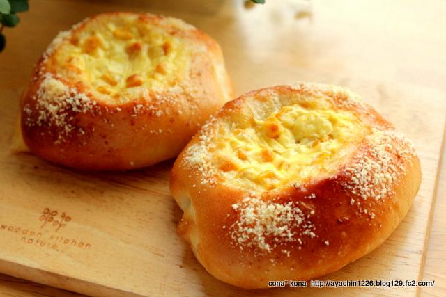 14.02.16コーンチーズパン