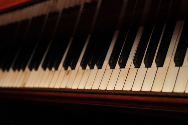 時を刻むピアノ