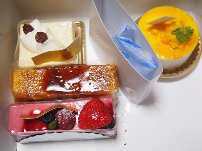ケーキその1