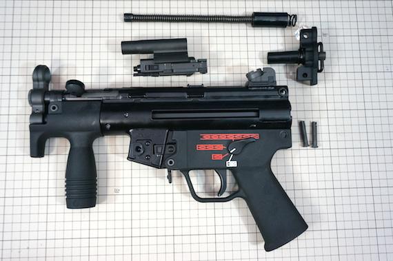 WE MP5K3