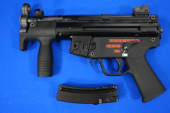 WE MP5K