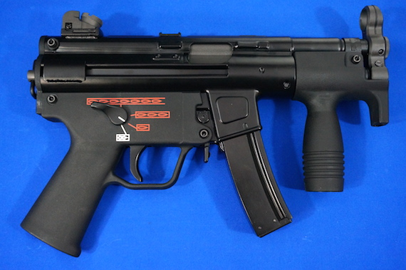 WE MP5K2
