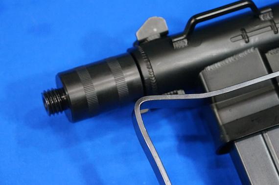 MGC M76 サイレンサ2