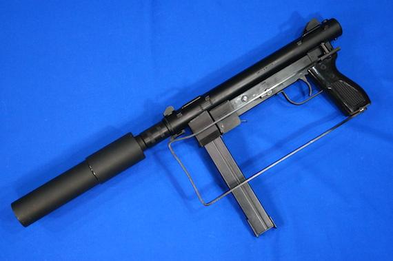 MGC M76 サイレンサ4