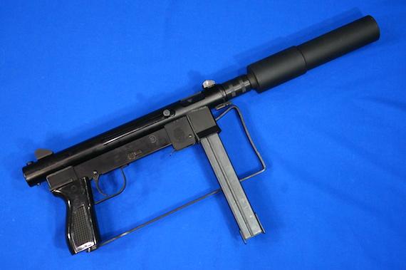 MGC M76 サイレンサ5